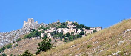 Calascio, The Rock