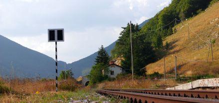 Palena Railway Station
