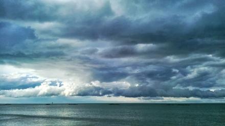 Quando il cielo è spento dalle nuvole