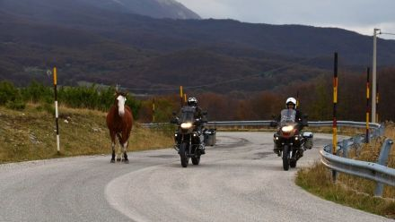 Motociclettari: IL MITO